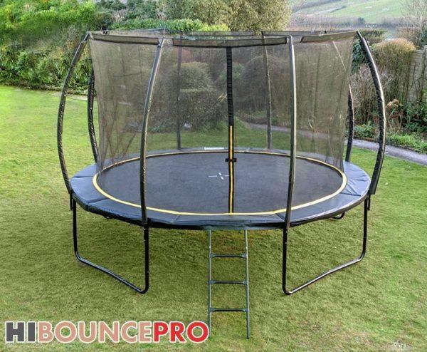 Hi-Bounce Pro 12ft trampoline package