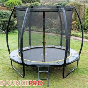 Hi-Bounce Pro 8ft trampoline package
