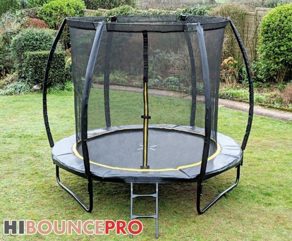 Hi-Bounce Pro 8ft trampoline package