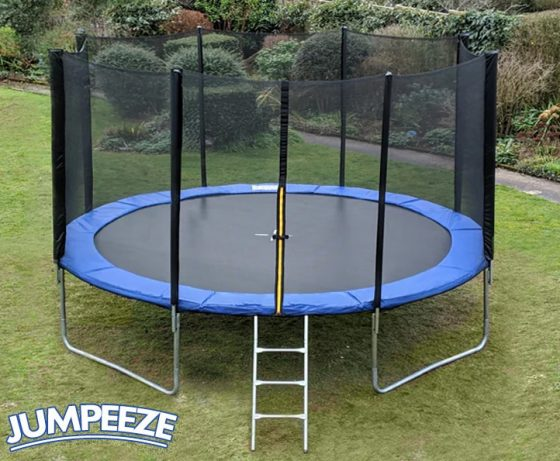 trampoline package 10ft 14ft