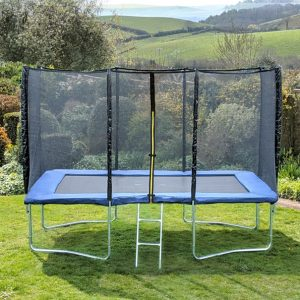 Kanga Blue 7x10ft trampoline package